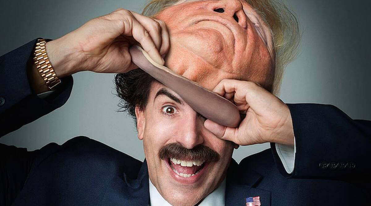 Critica Borat 2 Fita de Cinema Seguinte Amazon Prime