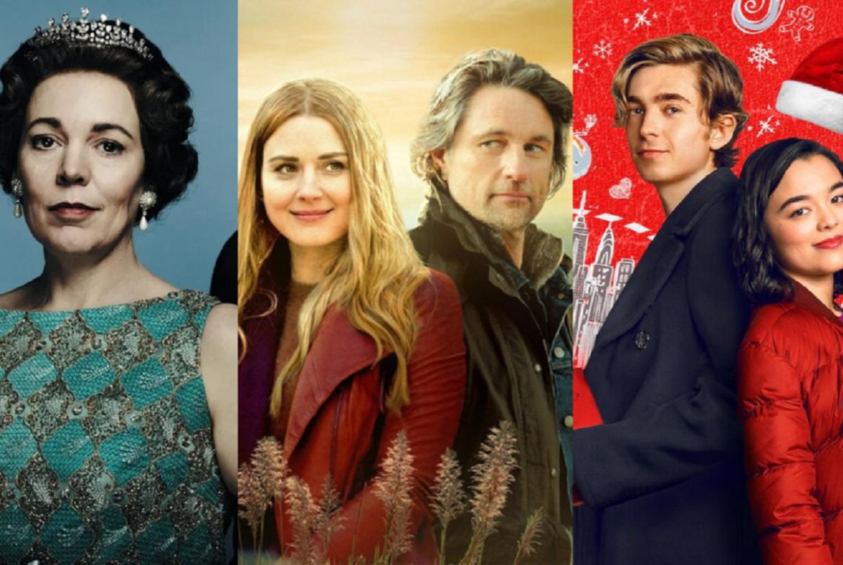 Filmes e Séries que chegarão à Netflix em novembro de 2020