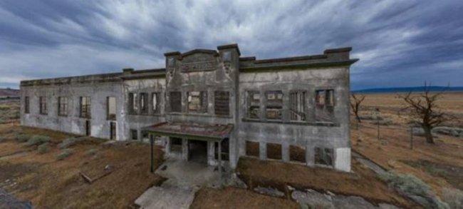 Fotos de locais abandonados 1