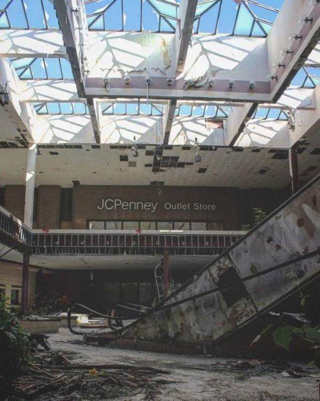 Fotos de locais abandonados 11