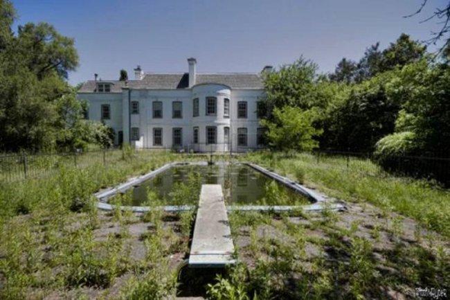 Fotos de locais abandonados 12