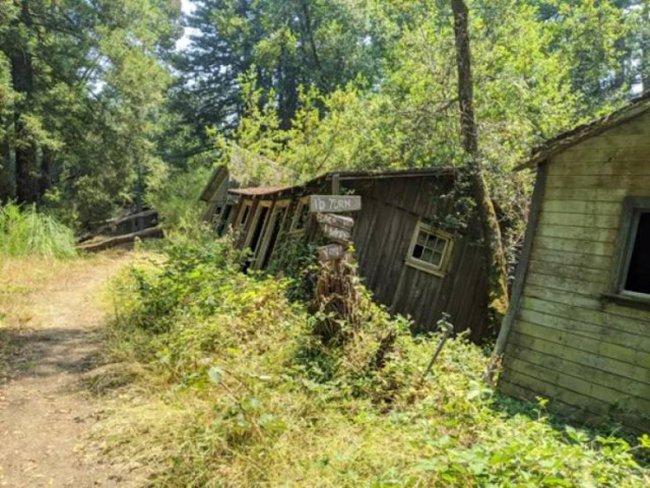 Fotos de locais abandonados 13