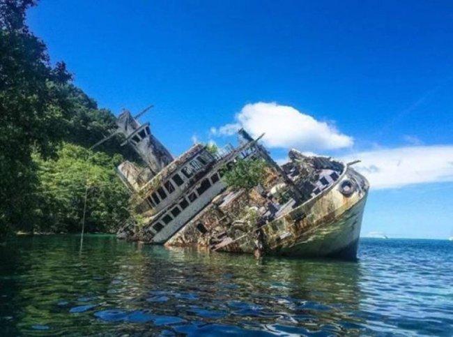 Fotos de locais abandonados