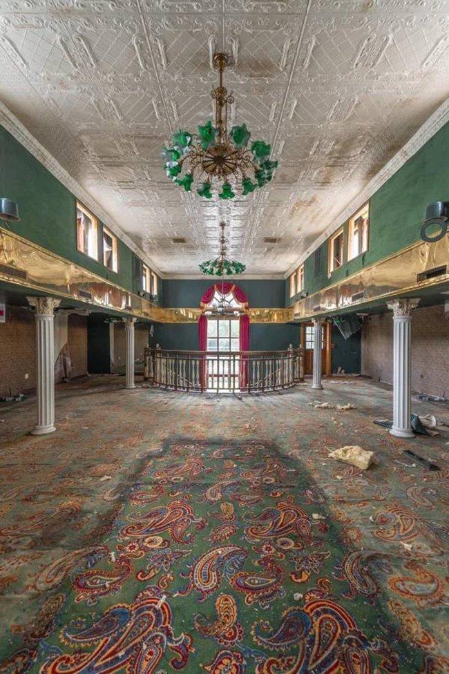 Fotos de locais abandonados 25