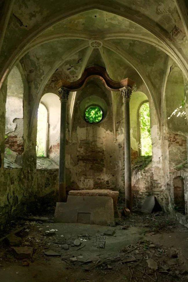 Fotos de locais abandonados 3