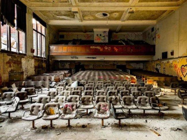 Fotos de locais abandonados 6