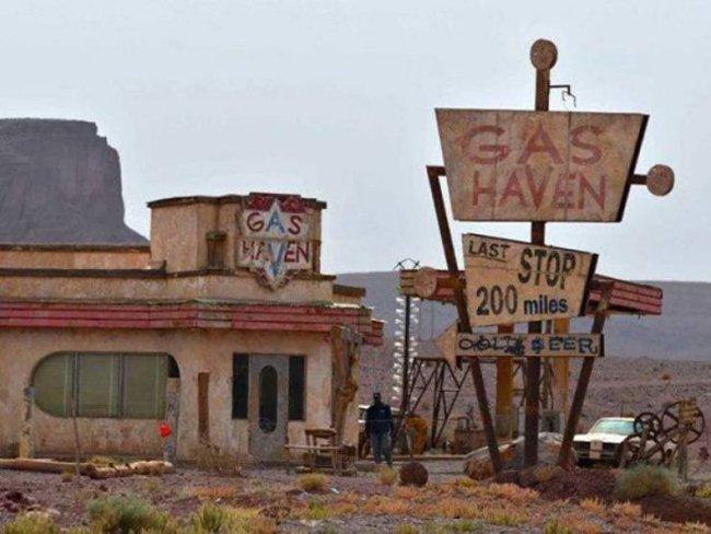 Fotos de locais abandonados 7