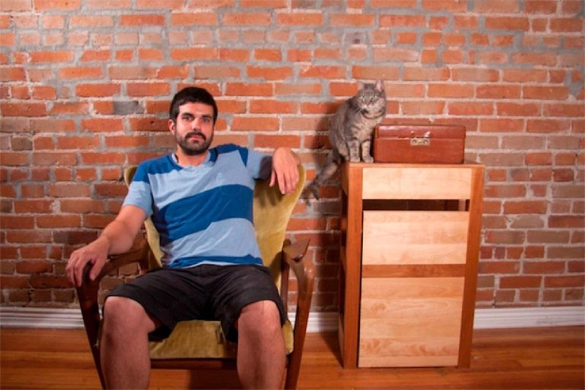 Men Cats fotografo cria projeto para quebrar estereotipo Louca dos gatos 7
