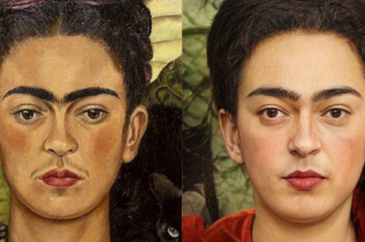 Nathan Shipley artista grafico usa Inteligencia artificial para transformar obras de arte e personagens em pessoas reais 1