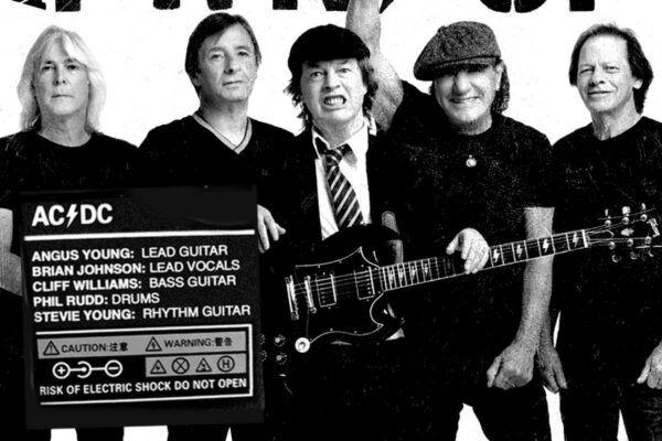 O ACDC esta de volta retorno de Brian Johnson Phil Rudd e Cliff Williams e expectativa de album novo Confira Ohms novo trabalho do Deftones