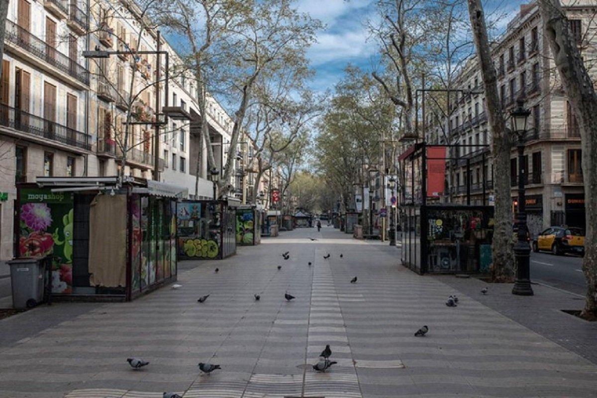 O isolamento social e as cidades vazias pelo mundo 3