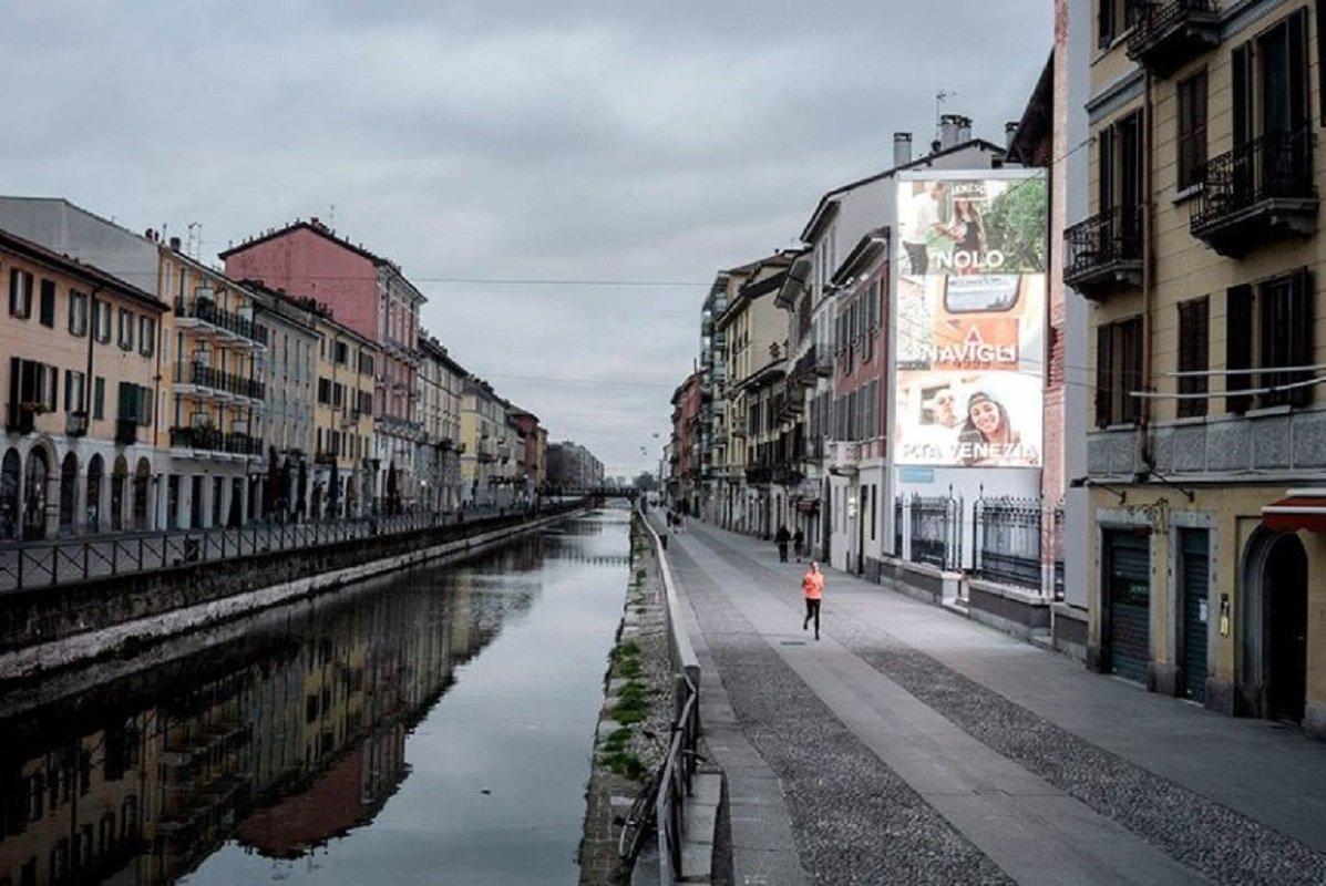 O isolamento social e as cidades vazias pelo mundo 7
