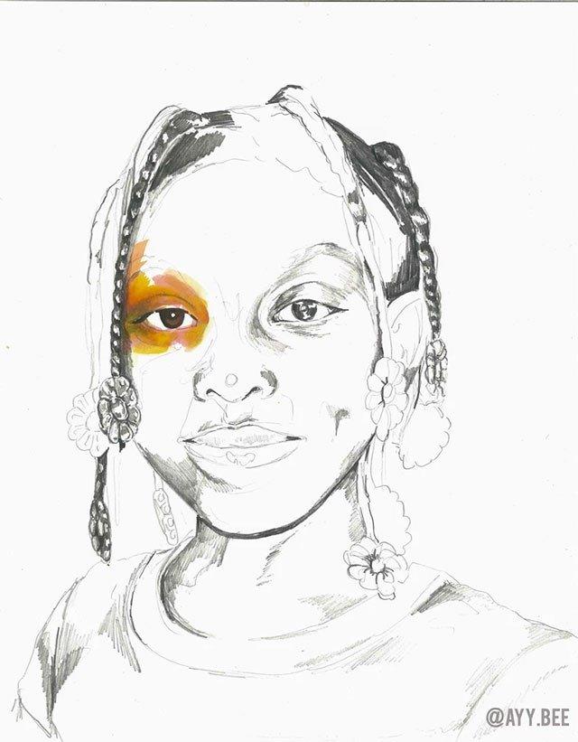 Stolen artista Adrian Brandon cria obra dedicada a negros mortos por policiais 1