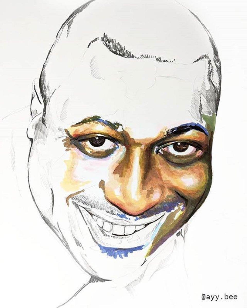 Stolen artista Adrian Brandon cria obra dedicada a negros mortos por policiais 10