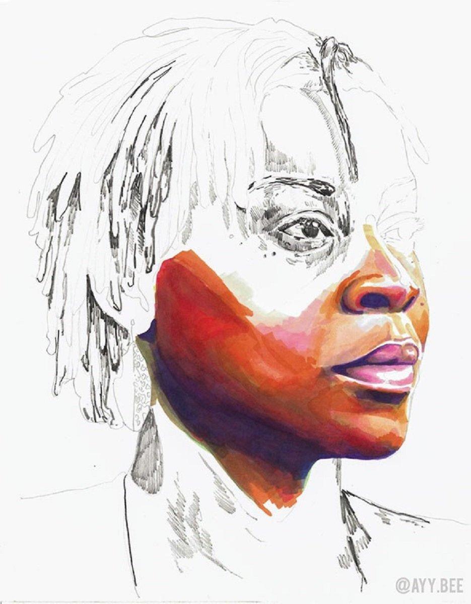 Stolen artista Adrian Brandon cria obra dedicada a negros mortos por policiais 3