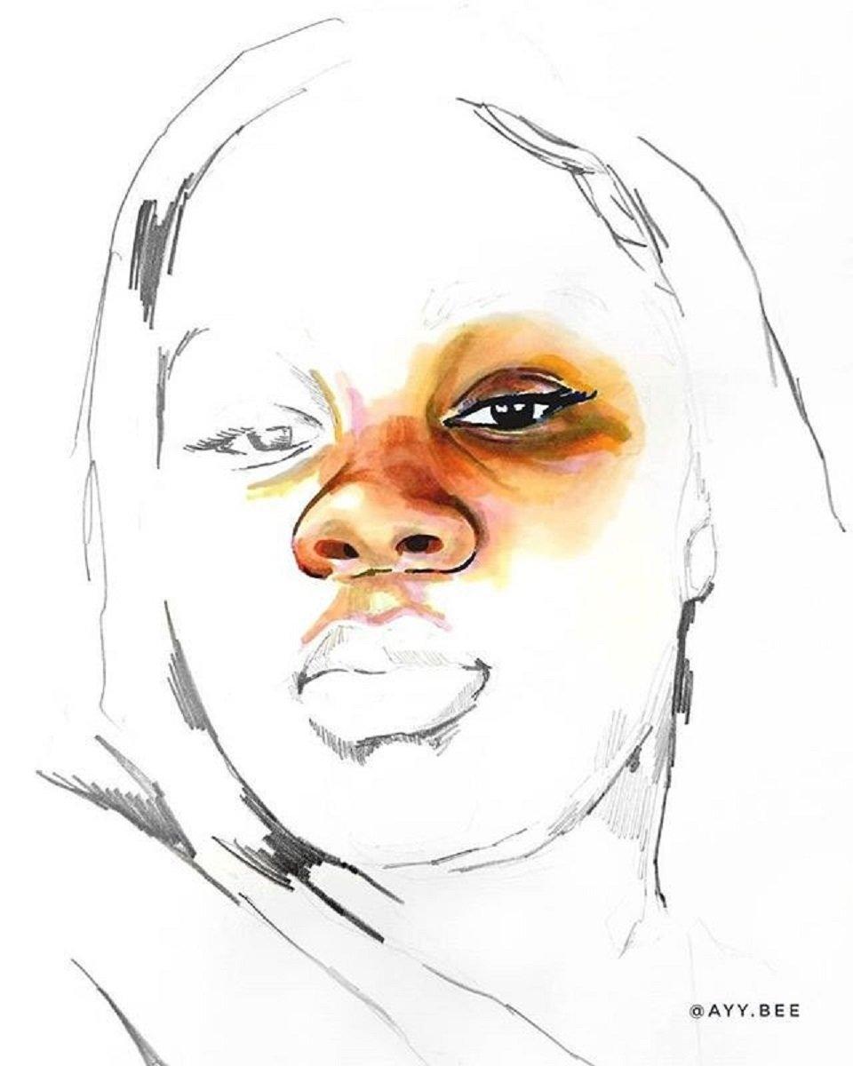Stolen artista Adrian Brandon cria obra dedicada a negros mortos por policiais 5