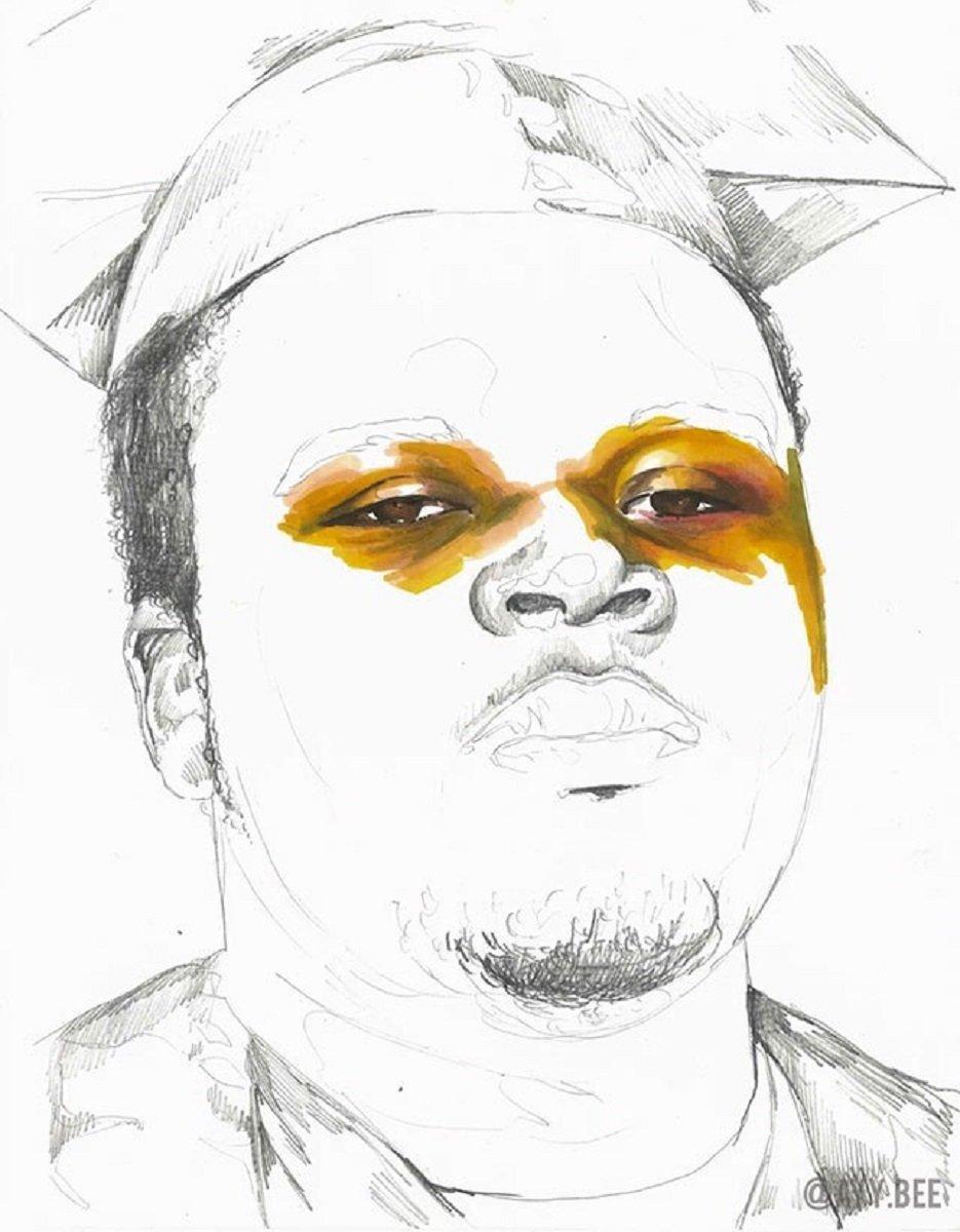 Stolen artista Adrian Brandon cria obra dedicada a negros mortos por policiais 6