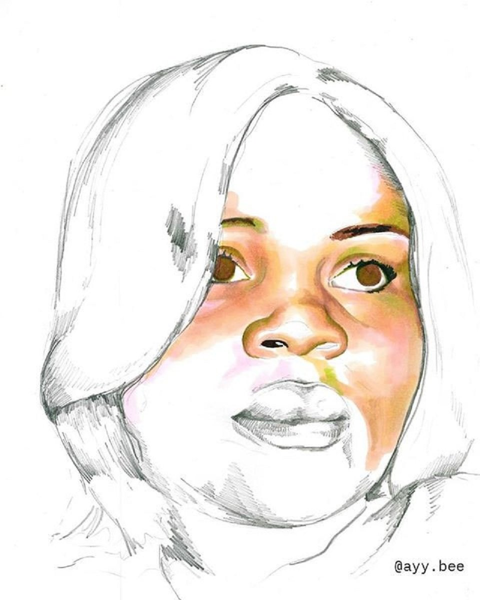 Stolen artista Adrian Brandon cria obra dedicada a negros mortos por policiais 7