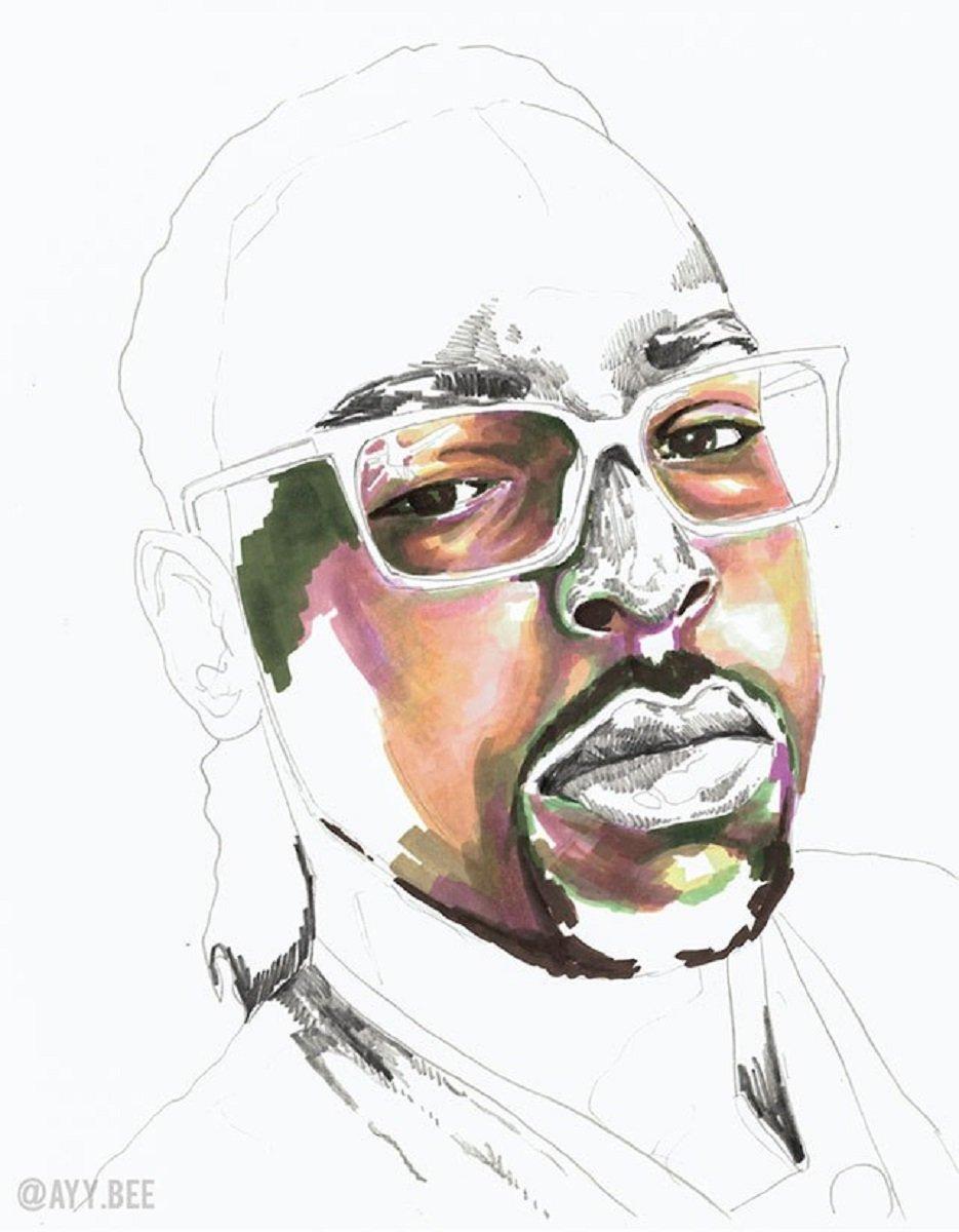 Stolen artista Adrian Brandon cria obra dedicada a negros mortos por policiais 8