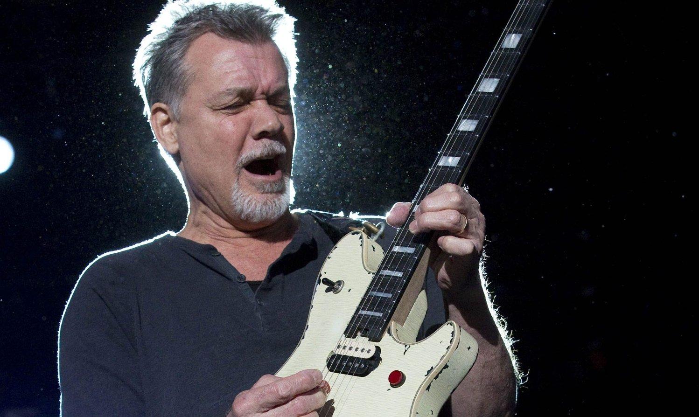 Morre Eddie Van Halen, o melhor do mundo e lendário guitarrista da banda Van Halen