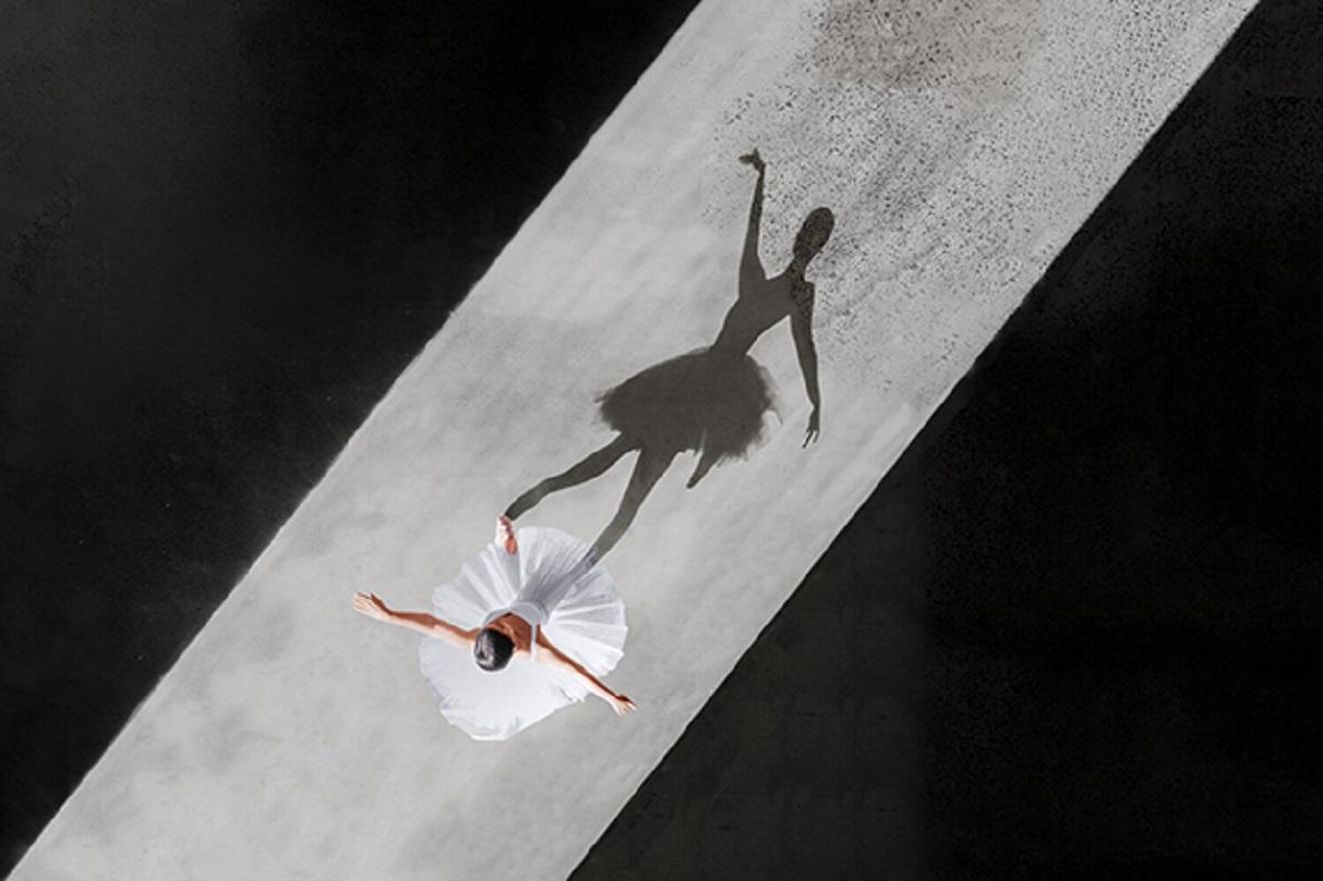 A beleza do balé: fotógrafo Brad Walls registra fotos únicas com drone
