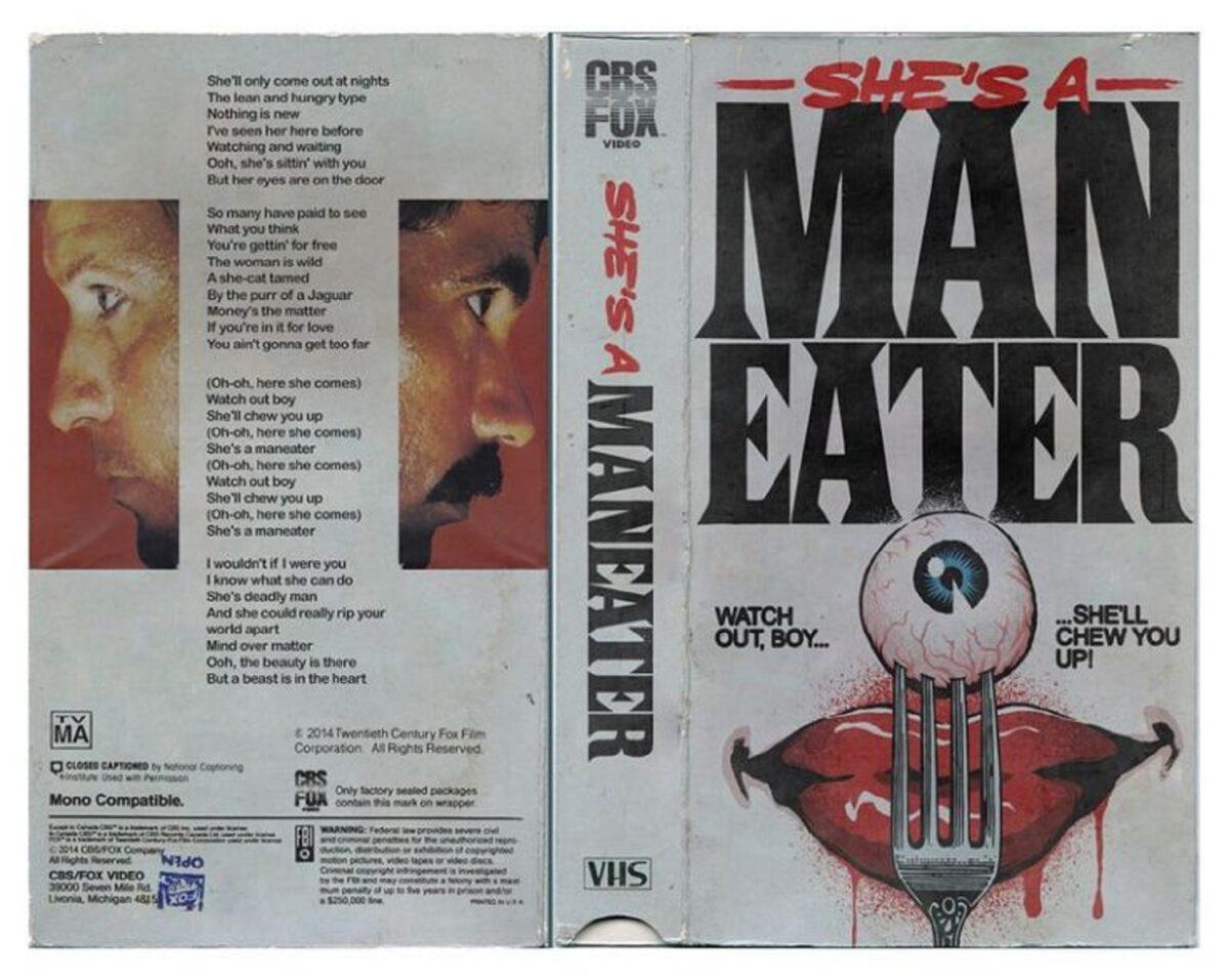 Butcher Billy designer brasileiro cria posteres inspirados em Stephen King e classicos da musica 15