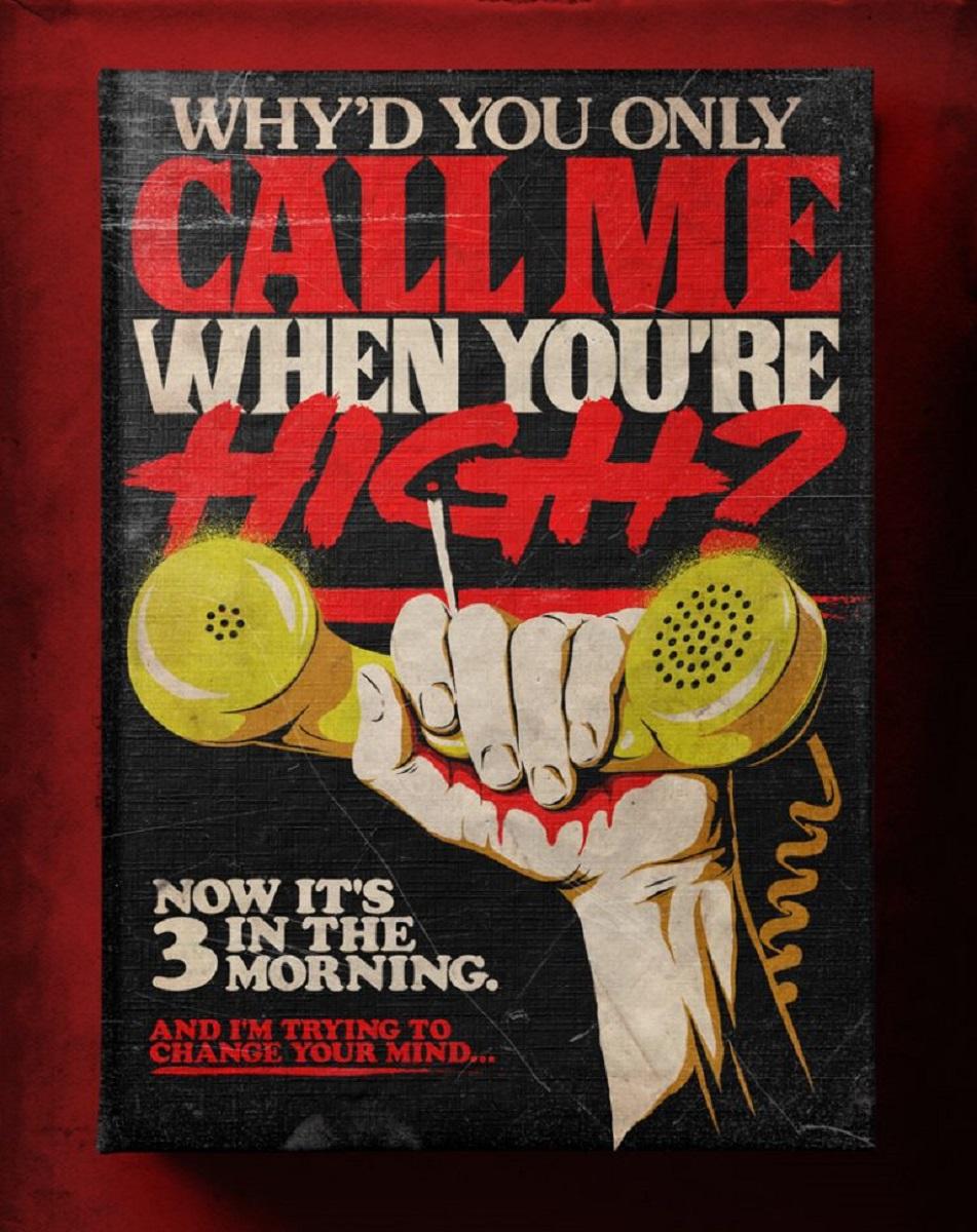 Butcher Billy designer brasileiro cria posteres inspirados em Stephen King e classicos da musica 5