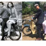 Fotos de familia recriadas de forma identica 1