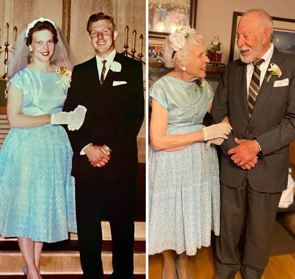 Fotos de familia recriadas de forma identica 10