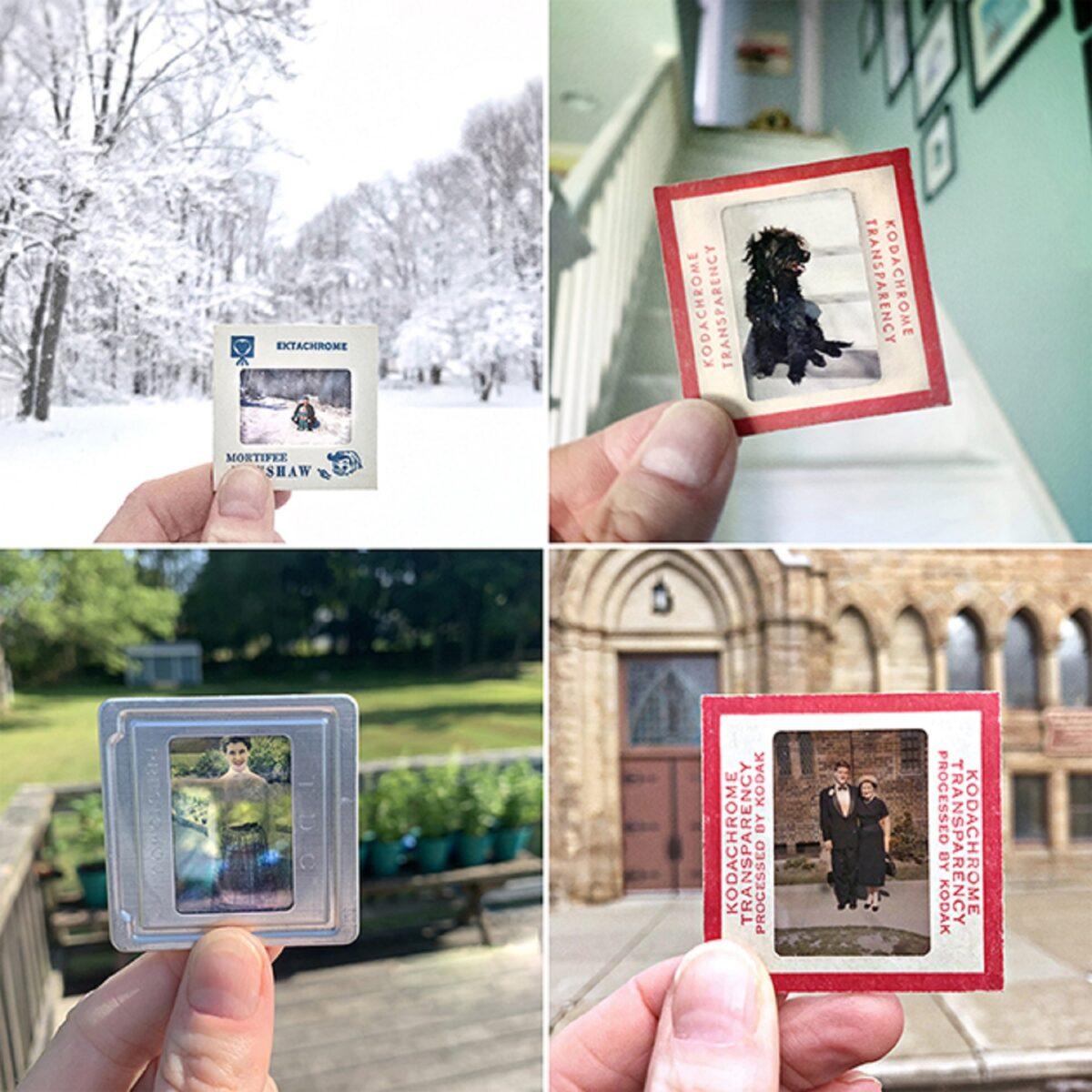 No Memory is Ever Alone projeto usa fotografias para mostrar a passagem do tempo 5