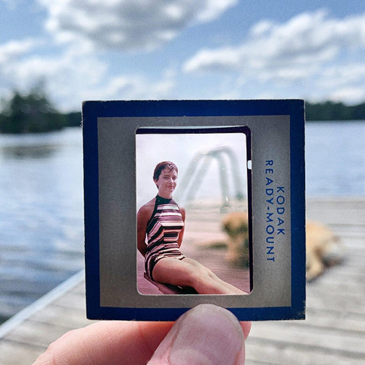 No Memory is Ever Alone projeto usa fotografias para mostrar a passagem do tempo 6