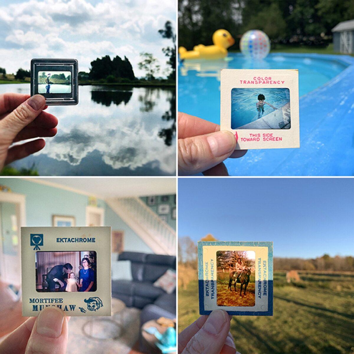 No Memory is Ever Alone projeto usa fotografias para mostrar a passagem do tempo 8