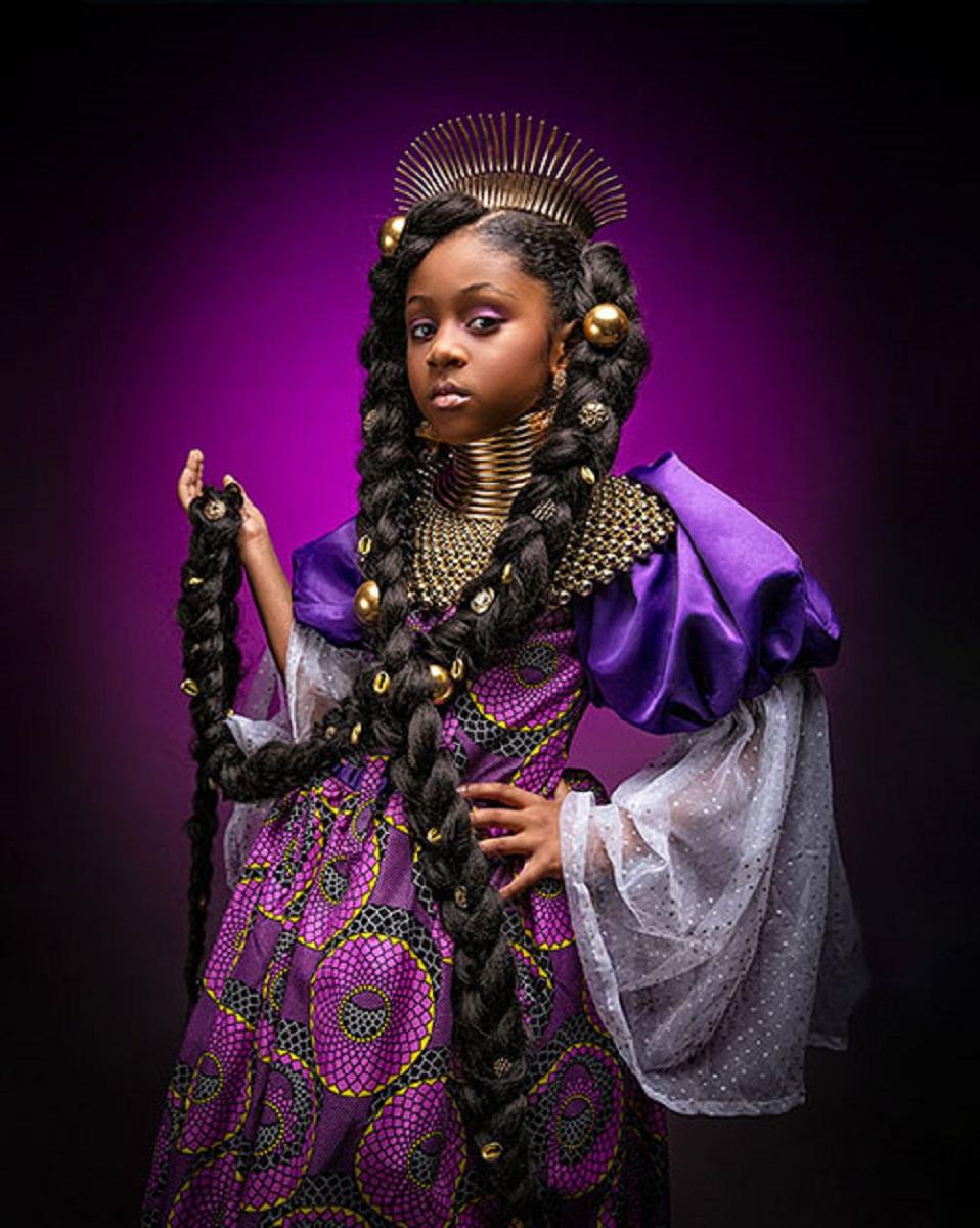 Princesas da Disney negras Projeto CreativeSoul Photography mostra como seria 1