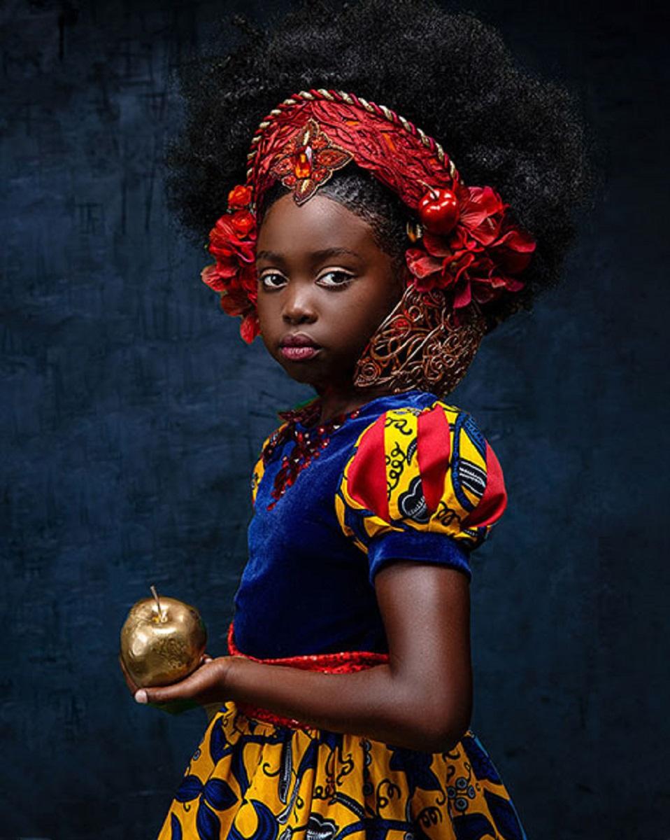 Princesas da Disney negras Projeto CreativeSoul Photography mostra como seria 10