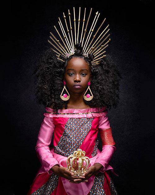 Princesas da Disney negras Projeto CreativeSoul Photography mostra como seria 11