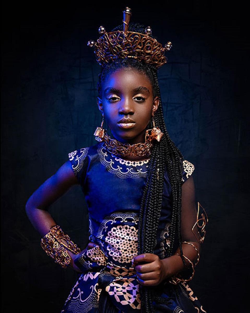 Princesas da Disney negras Projeto CreativeSoul Photography mostra como seria 12