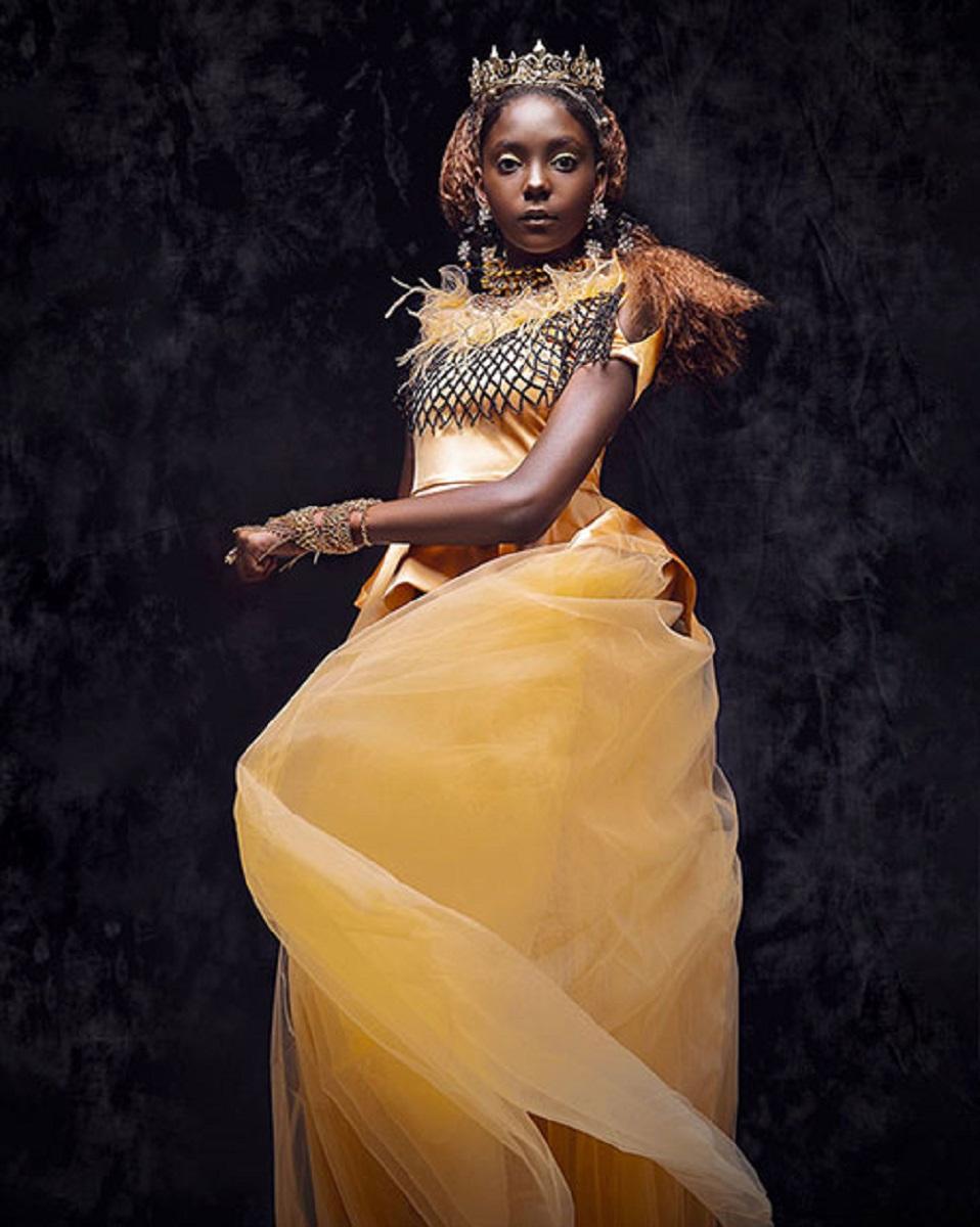 Princesas da Disney negras Projeto CreativeSoul Photography mostra como seria 13