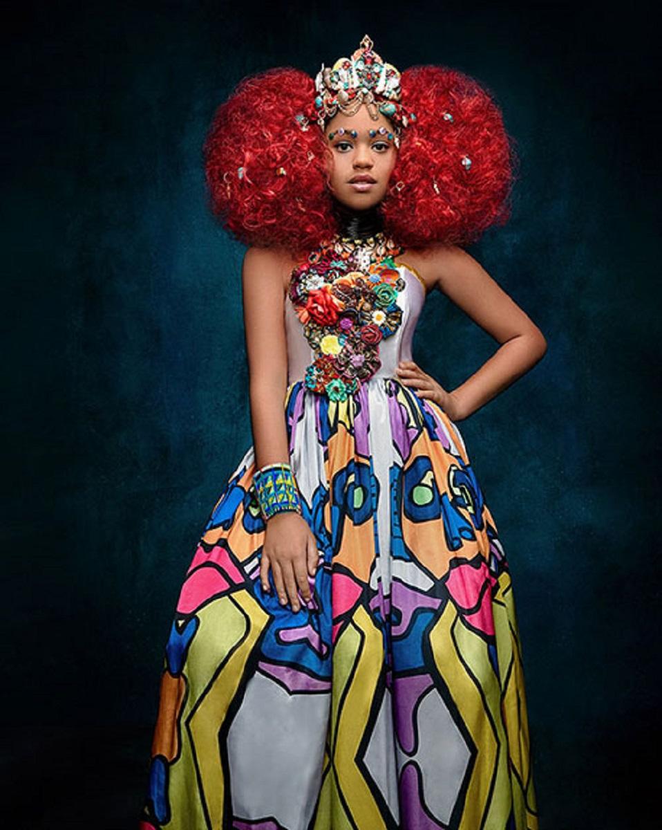 Princesas da Disney negras Projeto CreativeSoul Photography mostra como seria 14