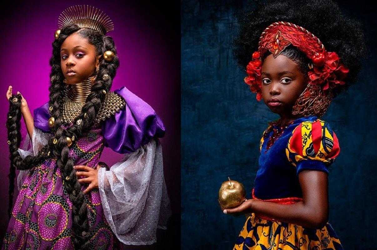 Projeto CreativeSoul Photography mostra como seriam as Princesas da Disney se elas fossem negras