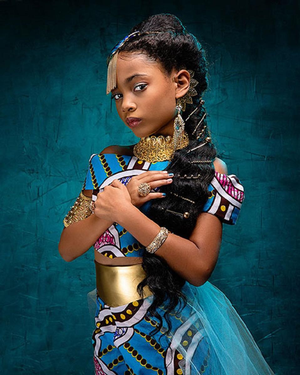 Princesas da Disney negras Projeto CreativeSoul Photography mostra como seria 2