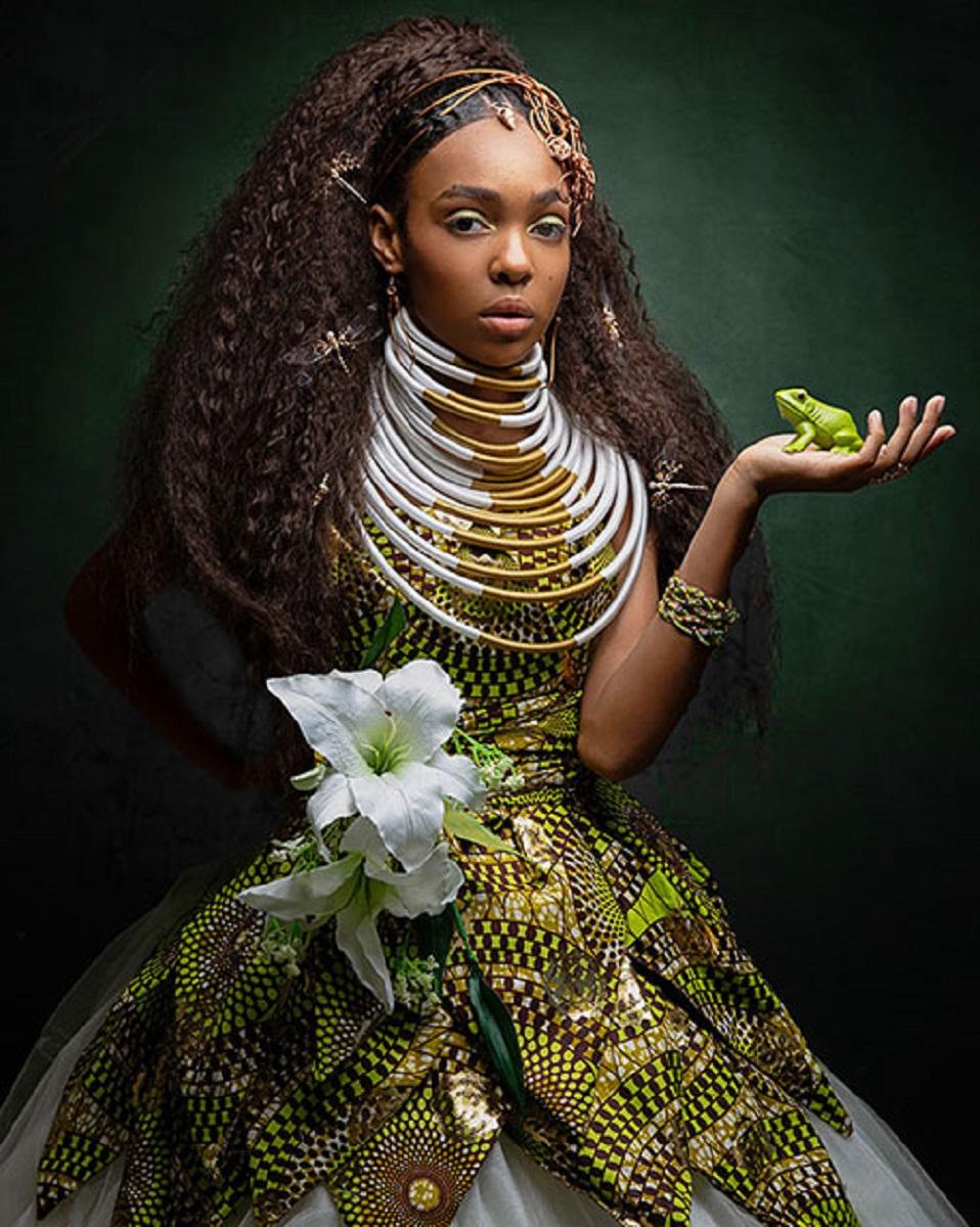 Princesas da Disney negras Projeto CreativeSoul Photography mostra como seria 3