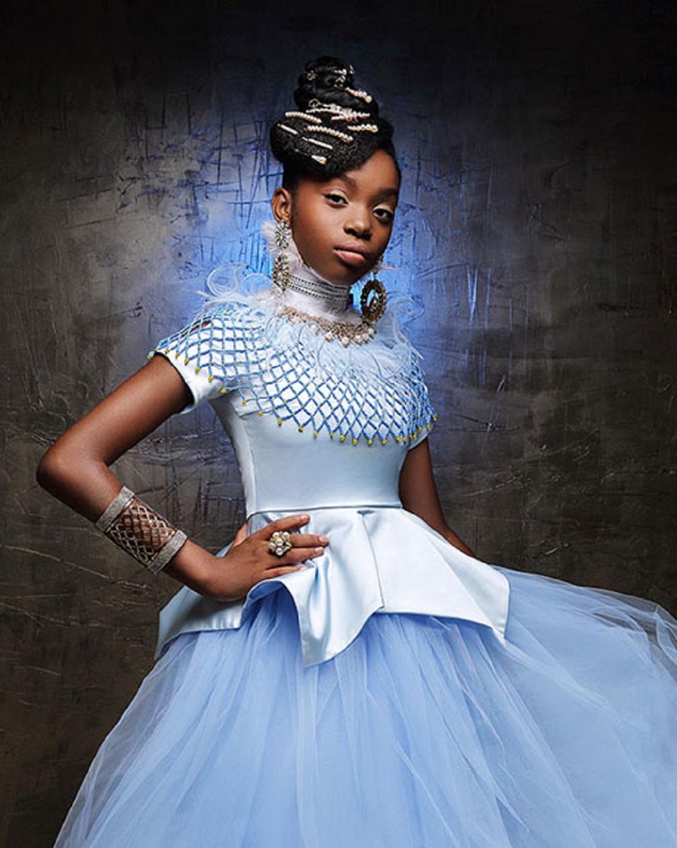 Princesas da Disney negras Projeto CreativeSoul Photography mostra como seria 4