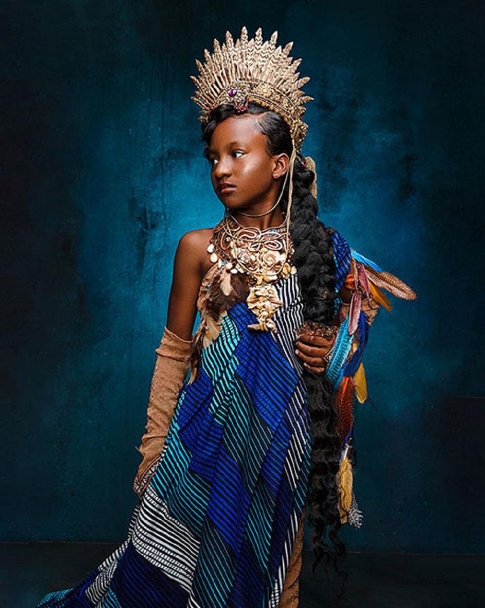 Princesas da Disney negras Projeto CreativeSoul Photography mostra como seria 5