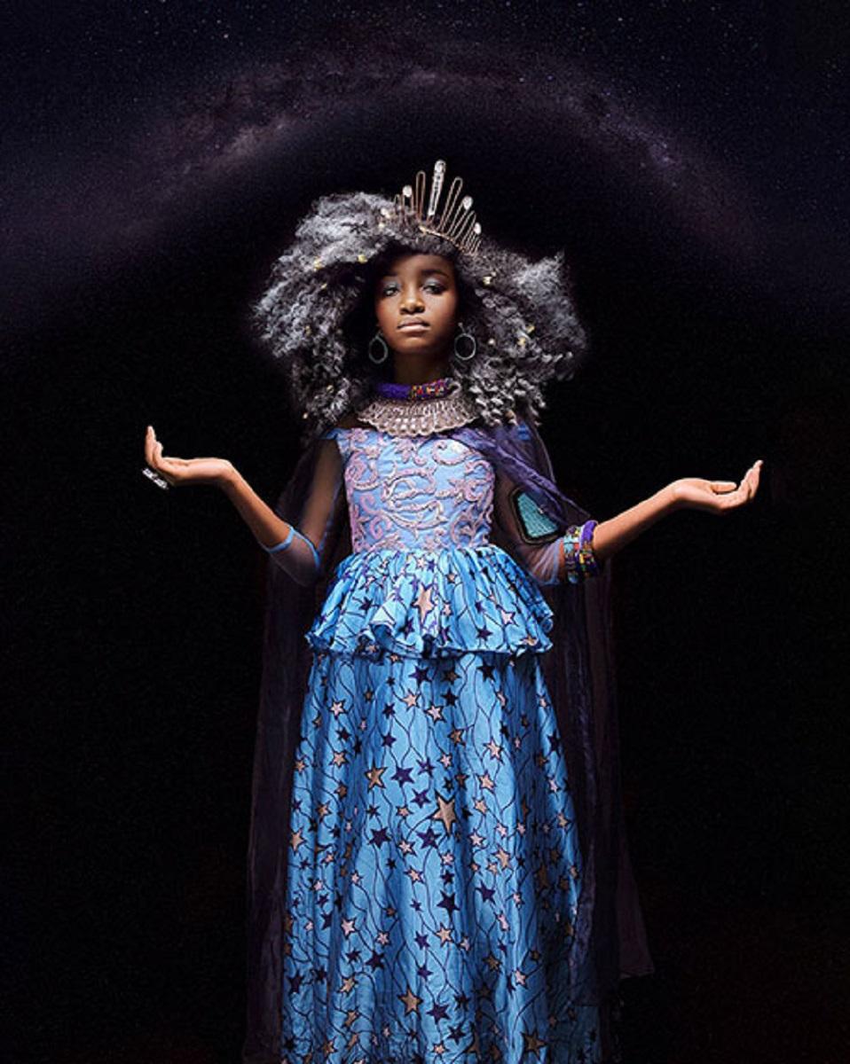 Princesas da Disney negras Projeto CreativeSoul Photography mostra como seria 7