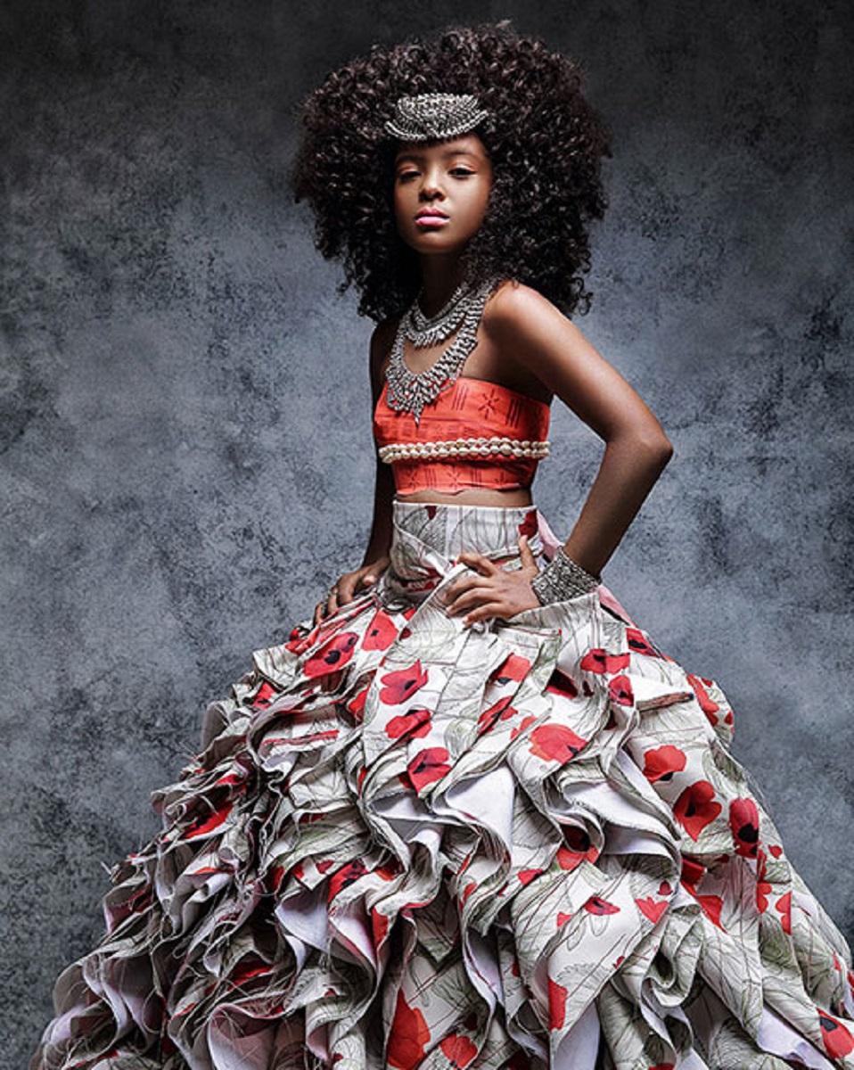 Princesas da Disney negras Projeto CreativeSoul Photography mostra como seria 9
