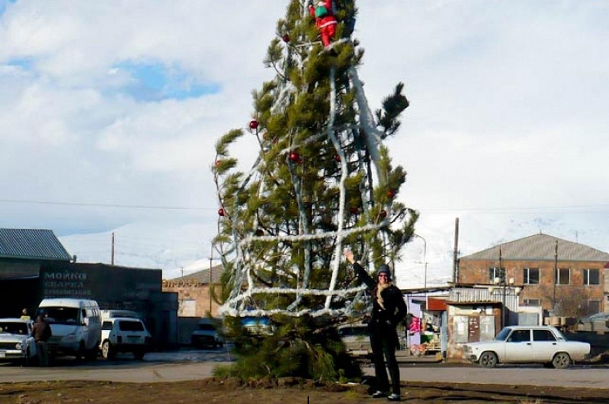 As piores ideias de árvore de natal