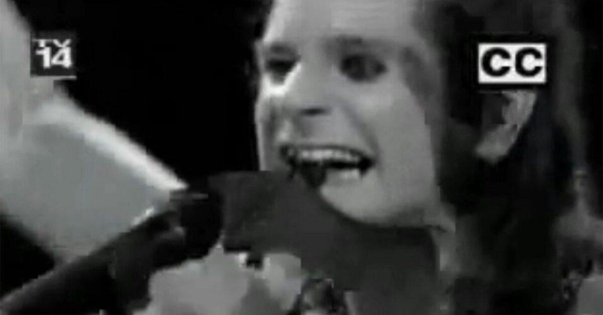 72 anos de Ozzy Osbourne o Principe das Trevas completa mais um ano e aqui vai a nossa homenagem 1