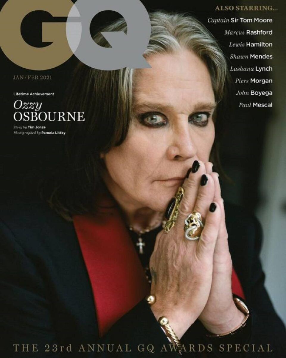 72 anos de Ozzy Osbourne o Principe das Trevas completa mais um ano e aqui vai a nossa homenagem 26