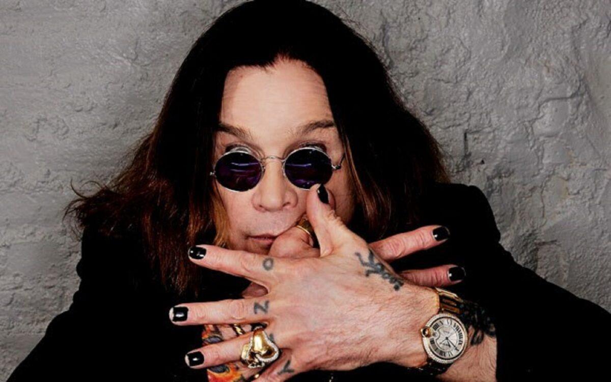 72 anos de Ozzy Osbourne o Principe das Trevas completa mais um ano e aqui vai a nossa homenagem 7