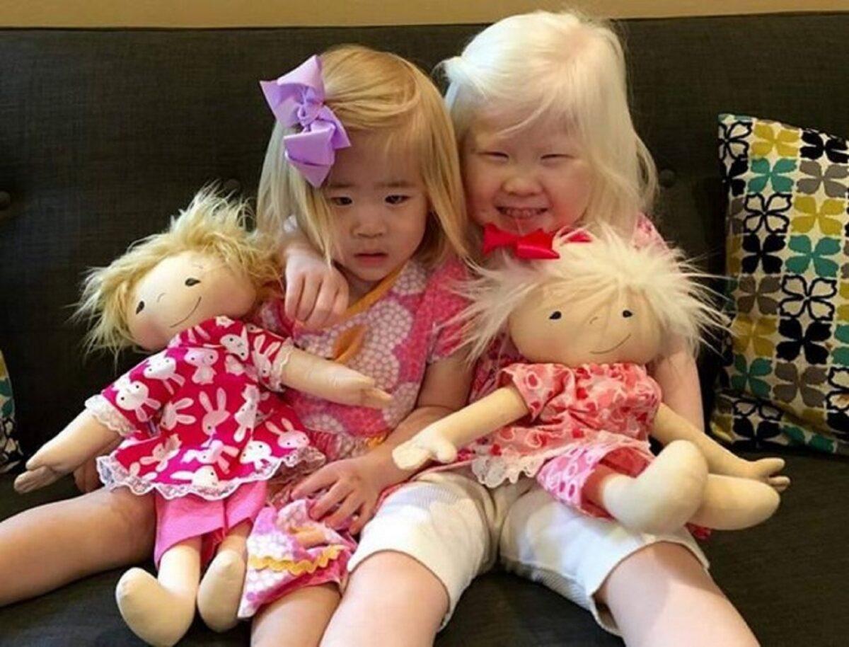 Amy Jandrisevits artista cria bonecas especiais para criancas especiais e ensina sobre aceitacao e respeito 2